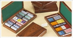 Games Wooden Cases